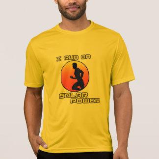 Camiseta Corro en energía solar