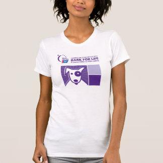 Camiseta Corteza para las mujeres de la vida