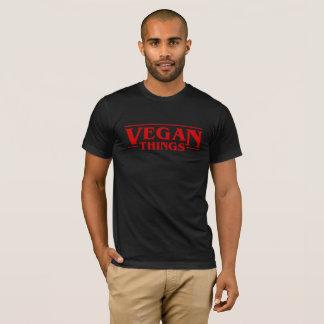 Camiseta Cosas del vegano
