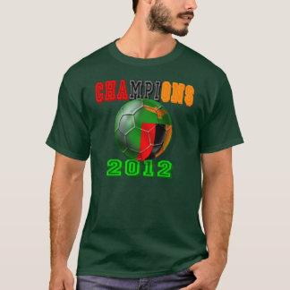 Camiseta Costa de Marfil del golpe de Zambia - 2012