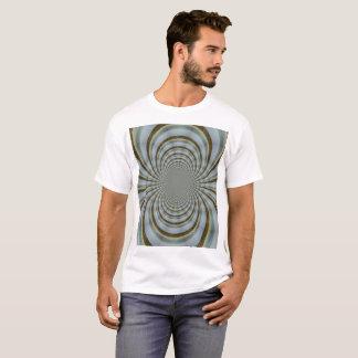 Camiseta costera del caleidoscopio