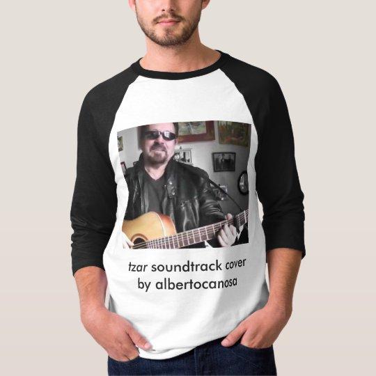 Camiseta cover