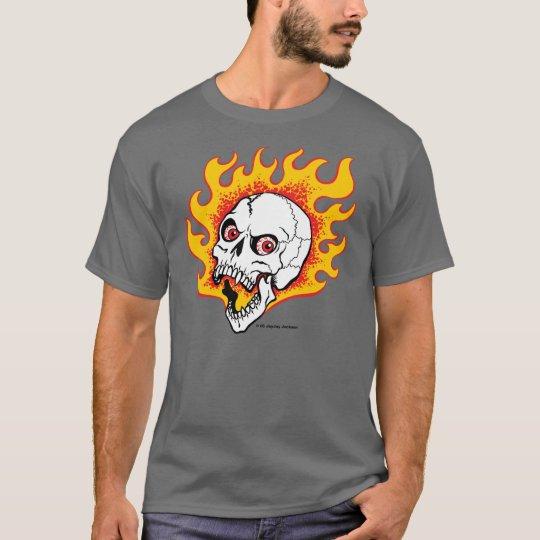 Camiseta Cráneo de Flamey