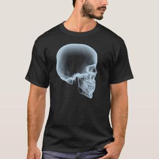 Camiseta Cráneo de la radiografía