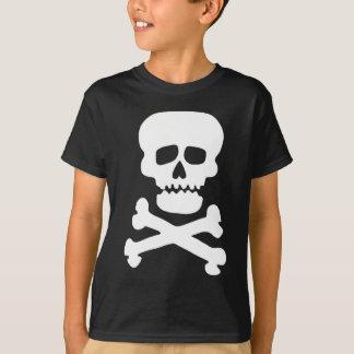Camiseta Cráneo de la roca de la juventud