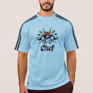 Camiseta Cráneo del cocinero: Herramientas del comercio