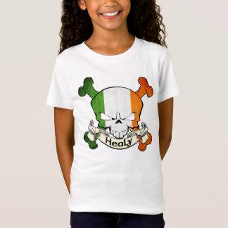 Camiseta Cráneo del irlandés de Healy