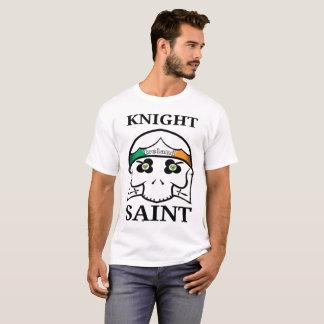 Camiseta Cráneo del santo del caballero