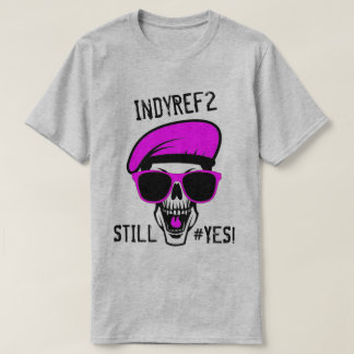 Camiseta Cráneo IndyRef2