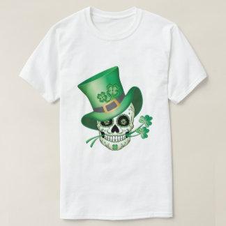 Camiseta Cráneo irlandés del azúcar