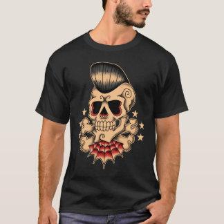 Camiseta Cráneo psico