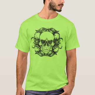 Camiseta Cráneo tribal urbano