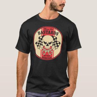 Camiseta Cráneo viejo malo de los bastardos