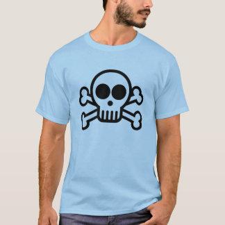 Camiseta Cráneo y bandera pirata