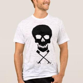 Camiseta Cráneo y ganchos