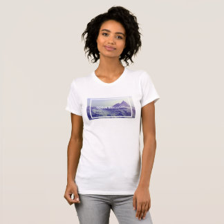 Camiseta creación brillante