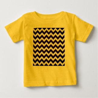 Corbata Clsica a Rayas - Amarilla / Negra