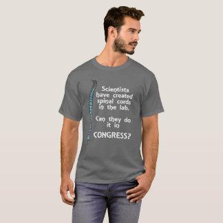 Camiseta Crecimiento de una espina dorsal