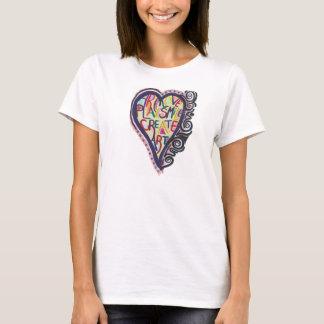 Camiseta Cree el arte (logotipo de LGSArt T)