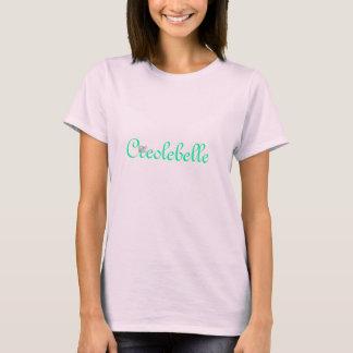 Camiseta Creolebelle