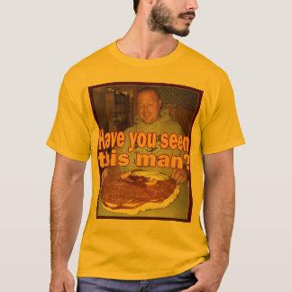 Camiseta crepe de los seans