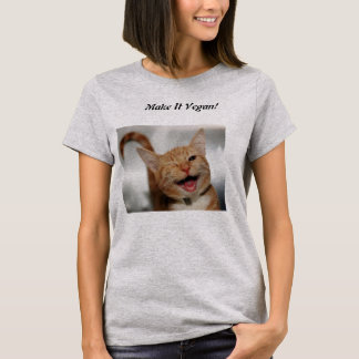 Camiseta Crepes del vegano