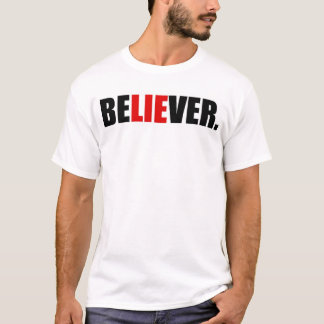 Camiseta Creyente