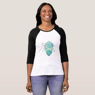 Camiseta Cristal de la planta