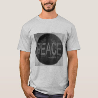 Camiseta cristiana - alegría del amor de la paz