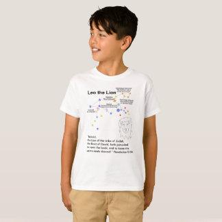 Camiseta cristiana de la profecía de Leo (niños)