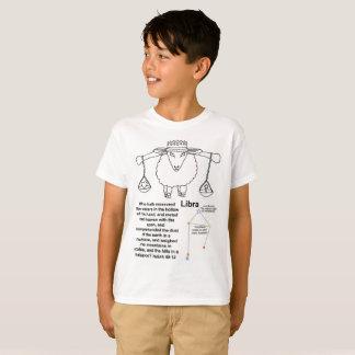 Camiseta cristiana de la profecía del libra