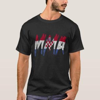 Camiseta croata del Muttahida Majlis-E-Amal de la