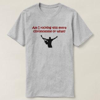 Camiseta Cromosoma oscilante