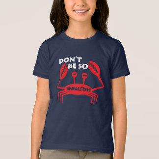 """Camiseta Crustáceos del """""""" """""""