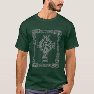 Camiseta Cruz céltica