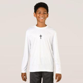 Camiseta Cruz negra
