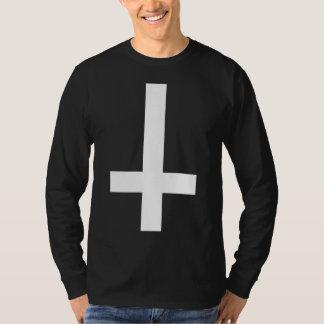 Camiseta cruzada invertida