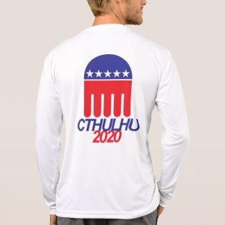 Camiseta Cthulhu 2020 - ¿Por qué voto para el poco mal?