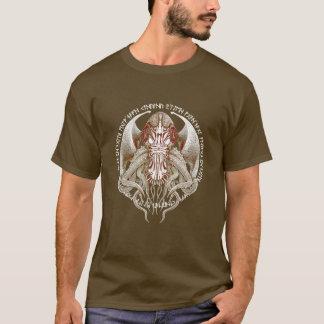 Camiseta Cthulhu está esperando (y está soñando) No.3