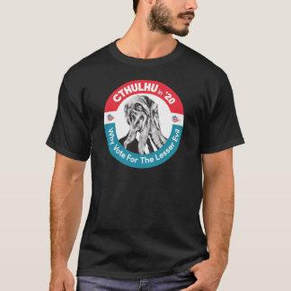 Camiseta Cthulhu para el presidente en '20