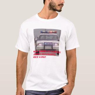 Camiseta Cuadrillas y policía