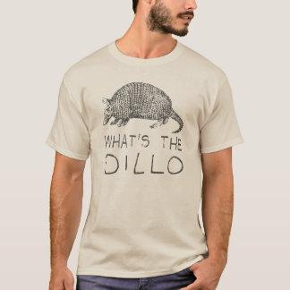 Camiseta Cuál es el Dillo