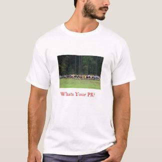 Camiseta Cuál es su banda