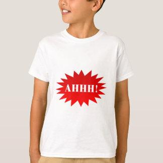 Camiseta Cuando muero, planeo en dejar hacia fuera un grito
