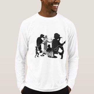 Camiseta Cuatro elementos 101