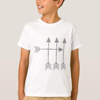 Camiseta Cuatro flechas