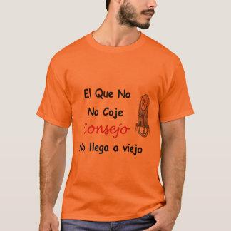 Camiseta cubana de los refranes