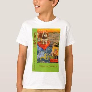 Camiseta Cubierta 2 de las cuerdas de salvamento