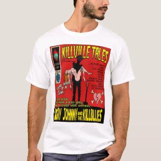 Camiseta Cubierta de cómic de los cuentos de Killville