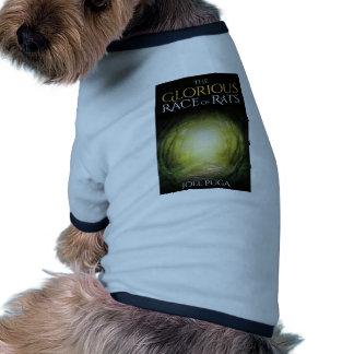 """Camiseta Cubierta de libro """"de la raza gloriosa de ratas """""""